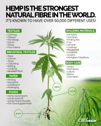 Hemp Facts. What is Industrial Hemp? How hemp can change the world.