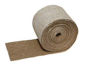 Biodegradable hemp roll for sustainable farming