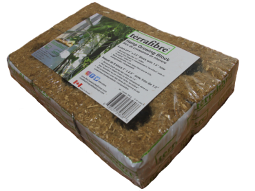 Terrafibre Hemp Block Grow Medium