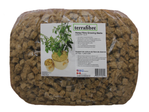 Terrafibre Hemp Loose Fill Grow Medium