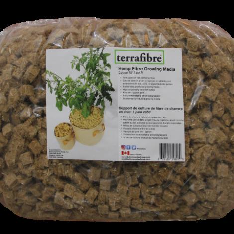 Terrafibre Hemp Loose Fill Grow Medium