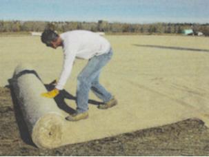 Hemp Erosion Control