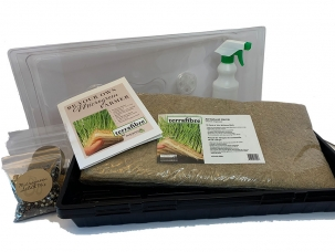 Terrafibre Be Your Own Microgreen Farmer Starter Kit