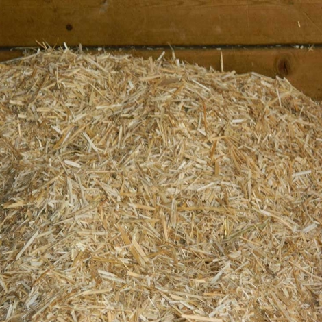 Farm animal hemp bedding
